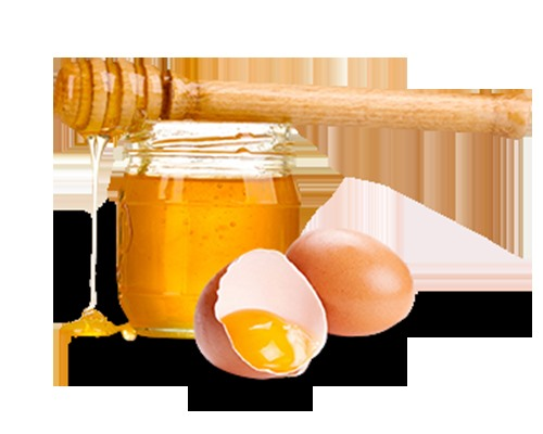 яйцо, мед