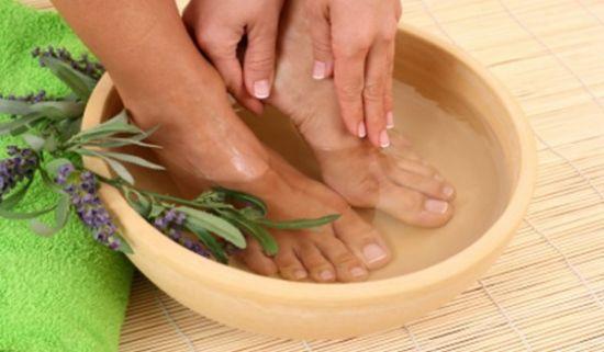 ванночка и трава