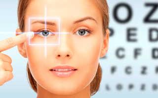 Лечение глаз и восстановление зрения в домашних условиях